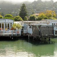 Sausalito Floating Homes, Сусалито