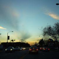 Pasadena, California, Сьерра-Мадре
