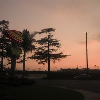 Santa Ana at dusk, Сьерра-Мадре