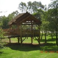 Treehouse in Wilson Park, Torrance, California, Торранц
