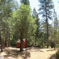 Big Rock Camp Site, Укия