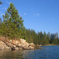 Bass Lake, Фаулер