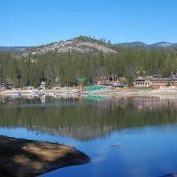 Bass Lake, 1/2013, Фаулер