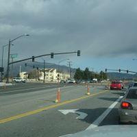 Sierra Ave./Baseline Ave., Фонтана