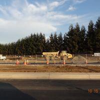 Fremont Bart Extension Construction, Фремонт
