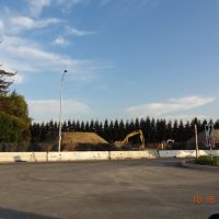 Fremont Bart Extension Construction, Фремонт