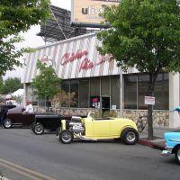Chicken Pie Shop, Фресно