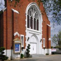 Living Faith Evangelical Church, 3/2013, Фресно
