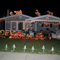 Christmas in Fullerton, Фуллертон