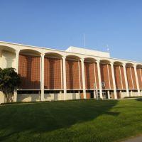 Fullerton City Hall, Фуллертон