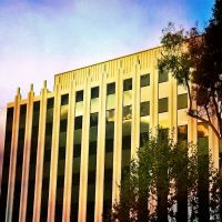 A Golden Building, Фуллертон