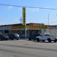 S&P Liquor Store in Hawthorne, CA., Хавторн