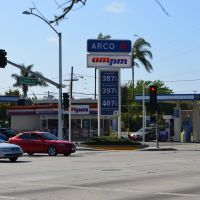 Arco AMPM on El Segundo and Prairie - Hawthorne, CA., Хавторн