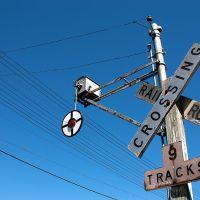 Wig Wag signal, Хантингтон-Парк
