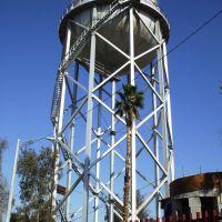 Torre de agua en Pueblo Nuevo, Хебер