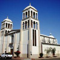 Iglesia de San Antonio de Padua y Nuestra Señora de Loreto en Pueblo Nuevo, Хебер