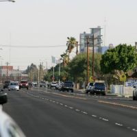 Andrade Avenue in Calexico, Хебер