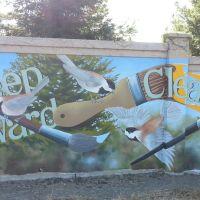 Public Soundwall Murals of Hayward, Черриленд
