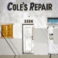 Coles Repair, Чино