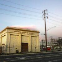 Chino, Edison Plant, Чино