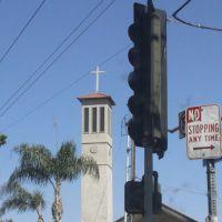 Chino Ave. & Rmona Ave. Chino California, Чино