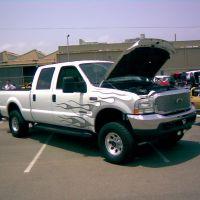 2004 F250, Чула-Виста