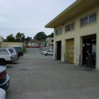 Old ECHS Auto Shop, Эль-Серрито