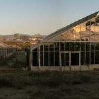 Saki Greenhouses Panorama, Эль-Серрито