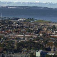 San Francisco Bay panorama, Эль-Серрито
