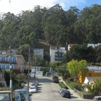 Albany Hill from San Pablo, Эль-Серрито