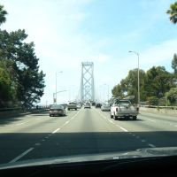 Bay bridge to San Francisco, Эмеривилл