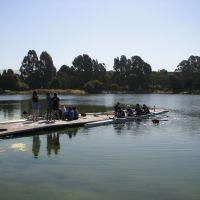 Berkeley Paddling & Rowing Club - Learn to Row Day 2008, Эмеривилл