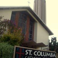 St Columbas Church, Эмеривилл