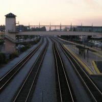 Tracks from Powell Pedbridge, Эмеривилл