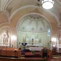 Our Lady and St. Rose,Black Catholic Church in K.C. Ks., Винфилд