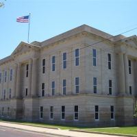 Ford County courthouse, Dodge City, KS, Додж-Сити