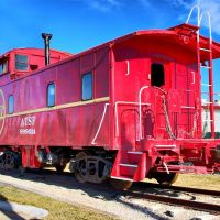 Caboose In Dodge City, Додж-Сити