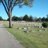 Mount Hope Cemetery, Индепенденс
