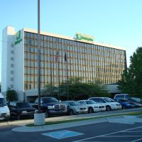 Hotel Holiday Inn em Wichita - KA., Истборо