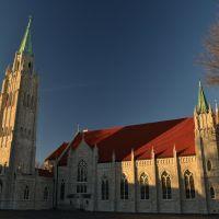 St. Peter Cathedral, KCKS, Кантрисайд