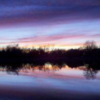 Sunset Reflection, 2011-12-30, Кечи