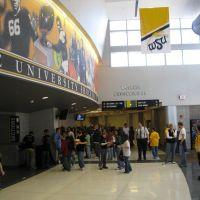 WSU Charles Koch Arena, Кечи