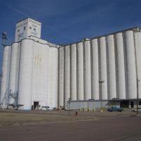grain elevator,Colby,KS, Колби