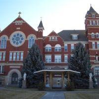 Sisters of St Joseph, Nazareth Convent, Concordia, KS, Конкордиа