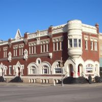 Historic Harris Building, Concordia, KS, Конкордиа