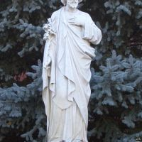 St Joseph patron of innocence and youth, Sisters of St Joseph motherhouse, Concordia, KS, Конкордиа