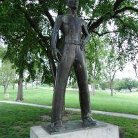 war memorial, Concordia, KS, Конкордиа