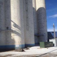 Grain storage, Ларнед