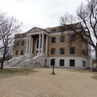Pawnee County Courthouse, Larned, KS, Ларнед
