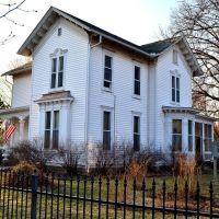 Brewer House  - 1870, Ливенворт